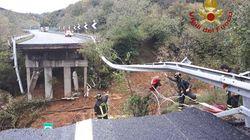 Ιταλία: Κατέρρευσε οδογέφυρα λόγω της σφοδρής