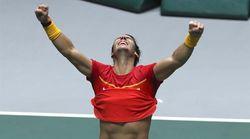 España gana su sexta Copa Davis tras vencer a