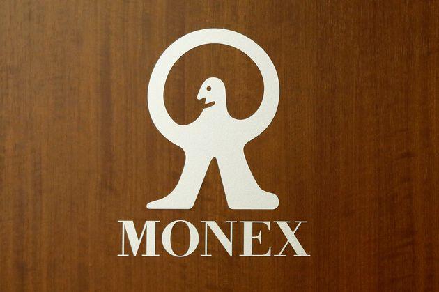 マネックスグループのロゴ