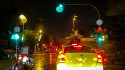 Γηρυόνης - Κινέτα: Η παλαιά εθνική οδός κάτω από την θάλασσα