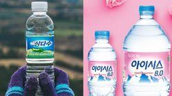 2018년 우리 국민이 가장 많이 마신 음료, 생수 브랜드