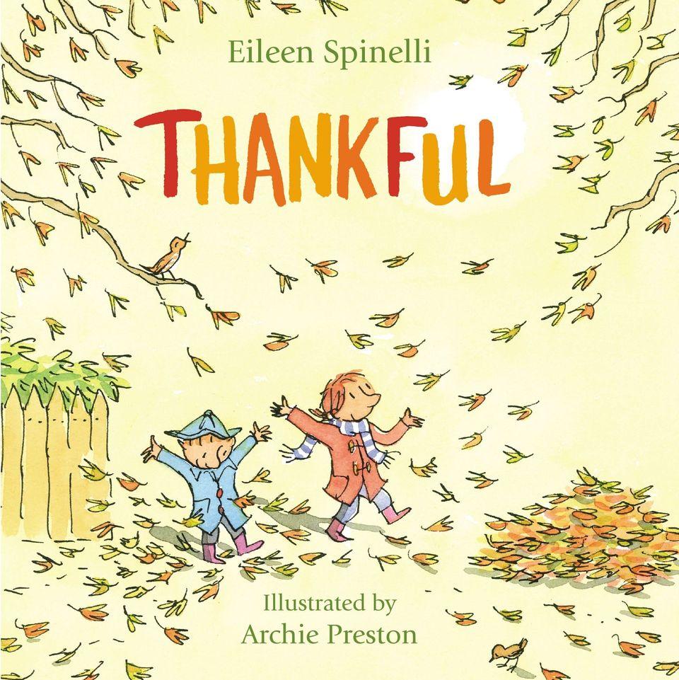 17 Children S Books That Teach Kids Gratitude Huffpost Life