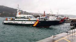 Interceptan un submarino con unos 3.000 kilos de cocaína en la costa