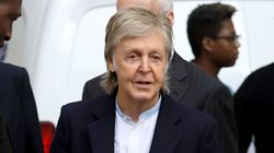 Paul McCartney en France pour quatre dates au