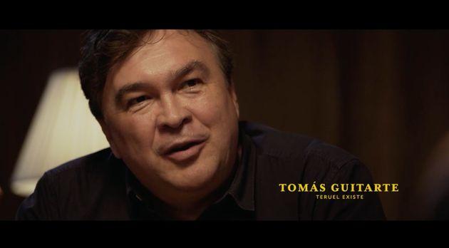 Tomás Guitarte en