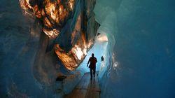 Κλιματική αλλαγή: Μία τρομακτική σύγκριση - Οι παγετώνες της Ελβετίας πριν και
