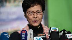 홍콩 구의원 선거 결과에 대한 중국 정부의 반응