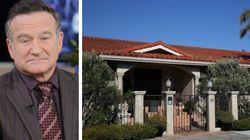 La villa dove Robin Williams si tolse la vita è in vendita per 6,5 milioni di
