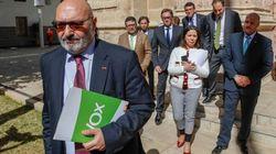 Vox no apoyará en Andalucía la declaración institucional sobre violencia de