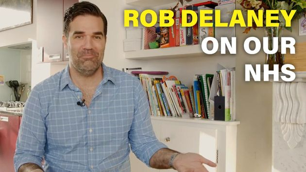 Labour Rob Delaney Video Hits More Than 10 Million Views As Party Steps Up Digital
