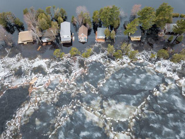 Κλιματική αλλαγή: Σε επίπεδα ρεκόρ οι εκπομπές αερίων που προκαλούν το φαινόμενο του