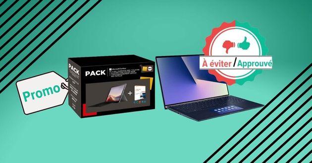 C'est la Black Week et de nombreux ordinateurs portables et Chromebook sont en promotion sur Amazon,...