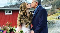 La figlia di Paolo Bonolis si sposa negli Stati Uniti: