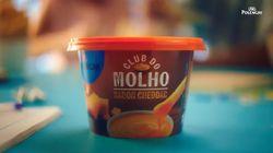 Polenghi lança molhos de cheddar e cebola caramelizada para você 'chuchar'