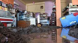 Λέκκας: Η ορμητικότητα της βροχής και η πυρκαγιά του 2018 πλημμύρισαν την