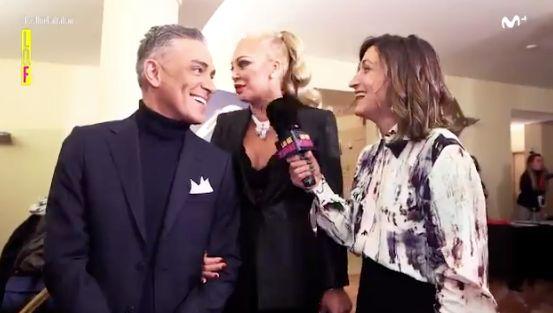 Kiko Hernández y Belén Esteban con Susi