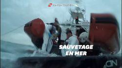 Des garde-côtes italiens ont filmé le sauvetage de 149 personnes au large de