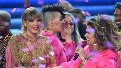 Trionfo di Taylor Swift agli American Music Awards: infranto il record di Michael