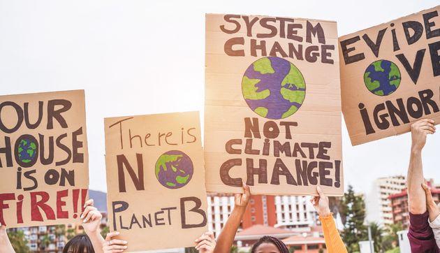 La ONU alerta de máximos históricos de CO2 a una semana de la Cumbre del