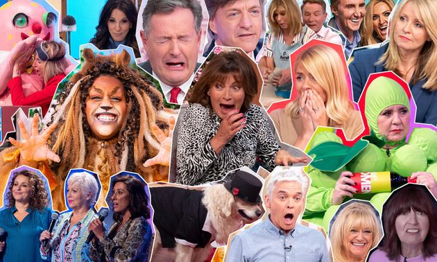34 Times Daytime TV Continued To Be Absolutely Ludicrous In