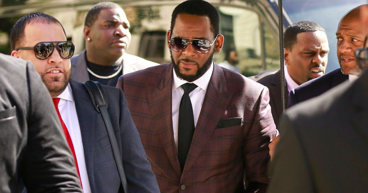 Joycelyn Savage Says She's A Victim Of R. Kelly's Abuse