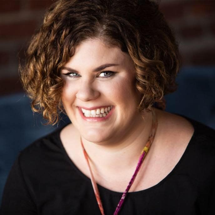 Amy Estes became an English teacher when she was 23 years old.