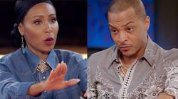 Jada Pinkett Smith Sets T.I. Straight About His Controversial Hymen