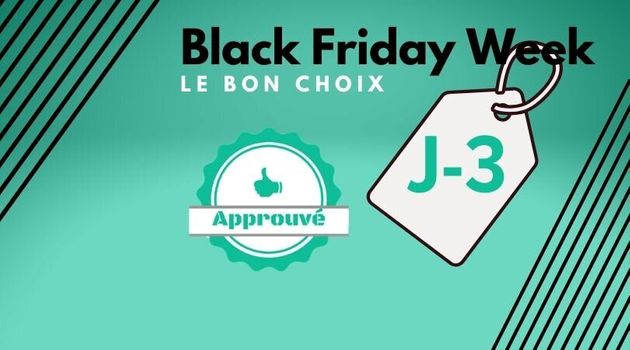 Avant le Black Friday, les meilleures promos de la Black Friday Week sur Amazon, Cdiscount, Fnac/Darty,...