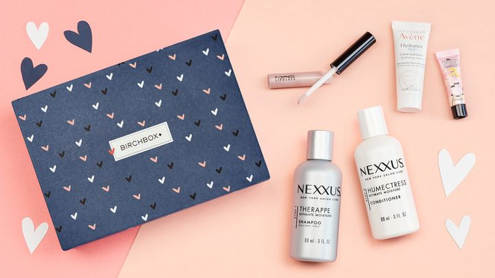 "Subscription boxes like <a href=""https://fave.co/36BjCC2"" target=""_blank"" rel=""noopener noreferrer"">Birchbox</a> make great, easy and thoughtful gifts."