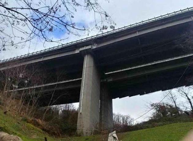 Necessarie verifiche su due viadotti  |  Autostrade chiude l' A26 a Genova