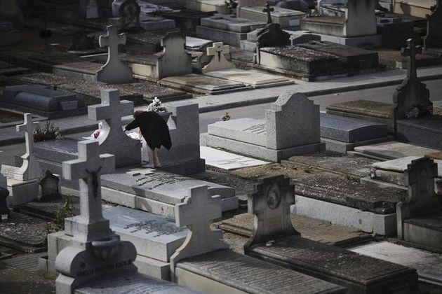 Cementerio de La