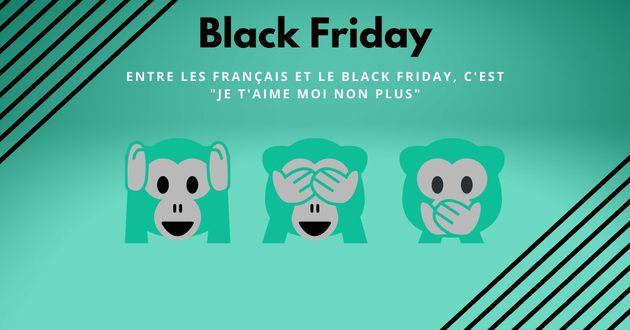 Le Black Friday prend de plus en plus d'ampleur chaque année mais garde une image négative...