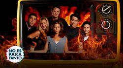 A hostias por Friends: hablamos de series, con Manu Zapata de 'Los