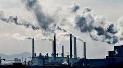 温室効果ガスの世界平均濃度、過去最高に 世界気象機関