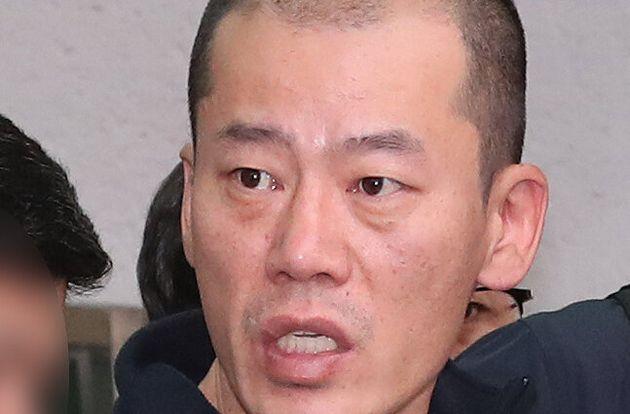 경남 진주시 가좌동 한 아파트에서 발생한 방화·묻지마 살인 사건의 피의자