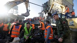 Albania Rocked By Most Powerful Quake In