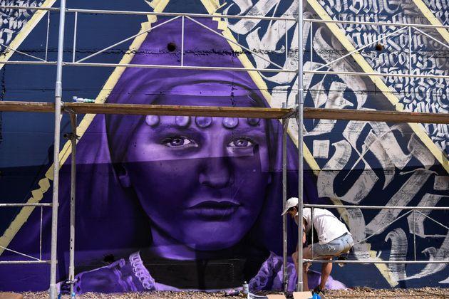 Γκράφιτι στην
