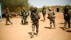 Trece militares franceses muertos en una operación antiterrorista en