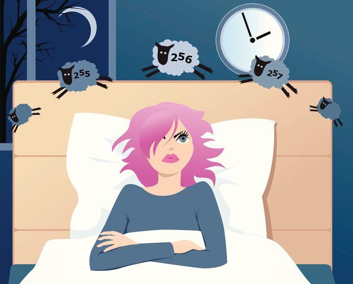 Το Σύνδρομο Ανεπαρκούς Υπνου και η Αϋπνια είναι οι δυο πιο συχνές διαταραχές ύπνου.