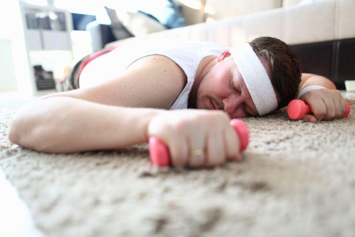 Οταν δεν κοιμόμαστε σωστά, είναι δύσκολο να ανταπεξέλουμε στις δραστηριότητες της ημέρας.