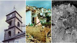 L'audio del terremoto devastò l'Irpinia nel 1980 è incredibile. Fu come un