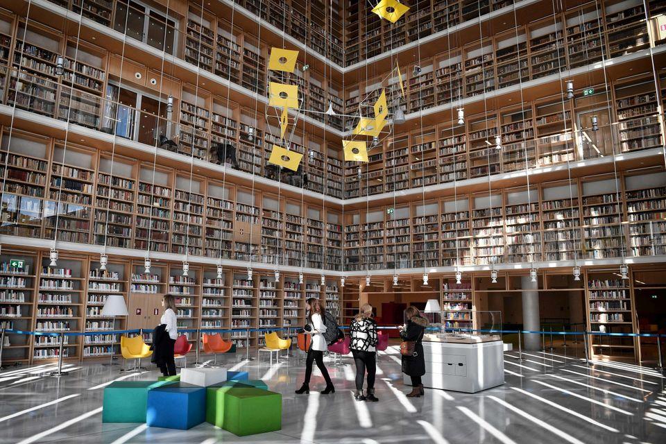 Εθνική Βιβλιοθήκη της