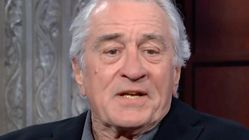 Robert De Niro Likens The Trump Era To 'Living In An Abusive