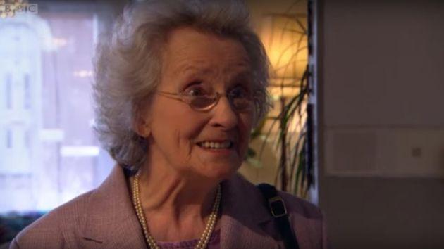 Margaret John as