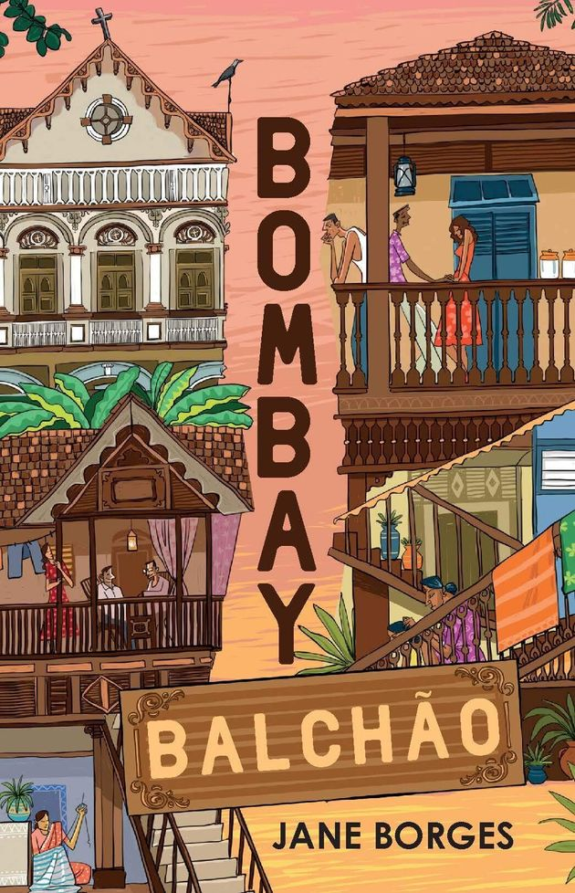 'Bombay Balchão' by Jane Borges, published by Tranquebar