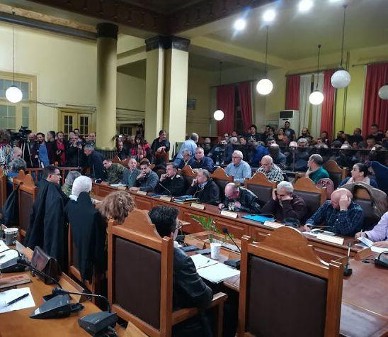 Οχι σε νέα δομή για πρόσφυγες στον Δήμο Μυτιλήνης αποφάσισε το δημοτικό