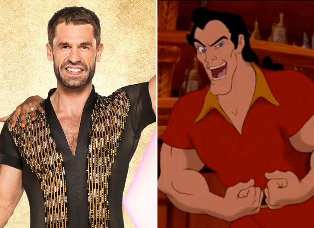 Kelvin Fletcher will channel an iconic Disney villain in this week's Strictly live