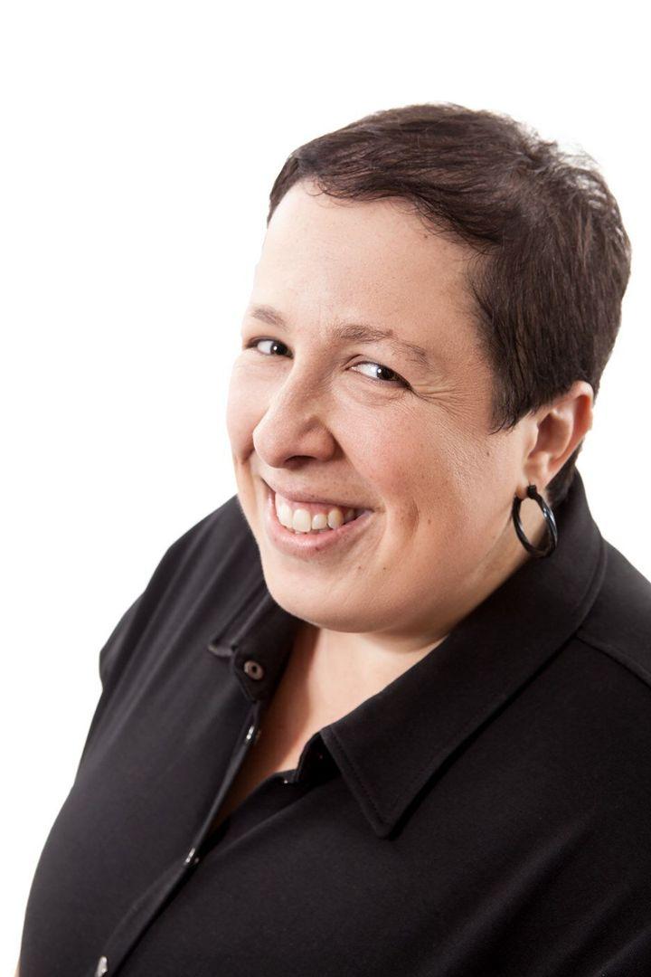 La militante Edith Bernier a fondé le site web grossophobie.ca en août dernier.