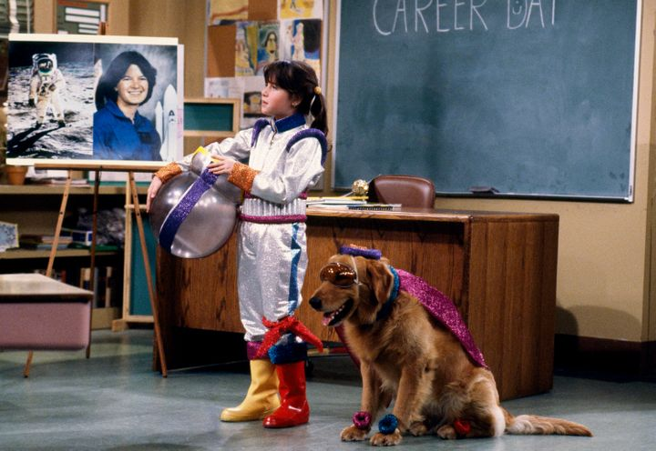 """Punky Brewster"" ran from 1984 through 1988 -- first on NBC prior to moving to syndication."