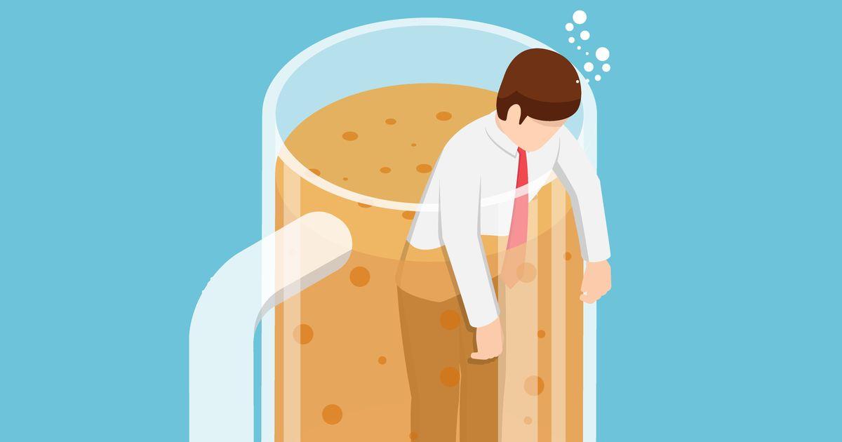 Resultado de imagem para É isto que acontece com seu corpo quando você está de ressaca